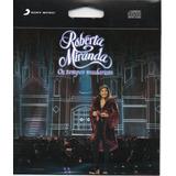 Cd Roberta Miranda   Os Tempos Mudaram [2017]